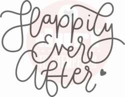 happily ever after stempel