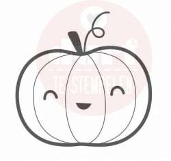 Halloween stempelset 3