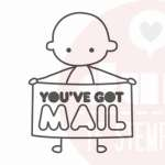 You've got mail stempel