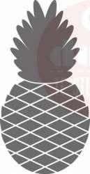 ananas stempel