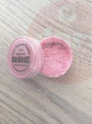 shine embossingpoeder peach pink