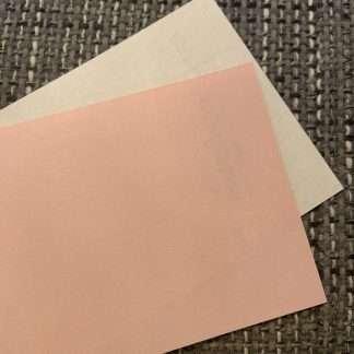Papierset baby roze