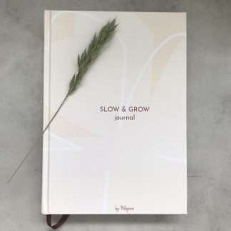 slow & grow journal van Mirjam Beek