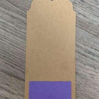 tags / labels om mooie dingen mee te maken