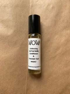 wow embossing inkpad refill conditioner